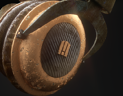 MinimaHead - Headset Concept + Timelapse