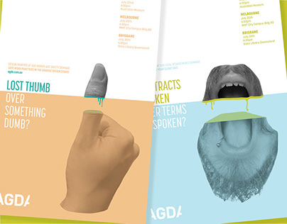 Excised Extremities - AGDA Posters