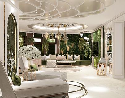 Spa luxury design