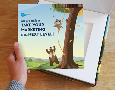 Salesforce Direct Mailers