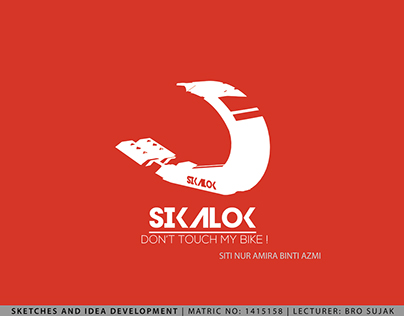 SIKALOK- Anti-theft Product (Bicycle)