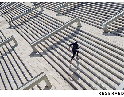 Reserved Re.Active - Barcelona S/S18