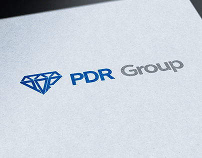 PDR Group logo, guide book