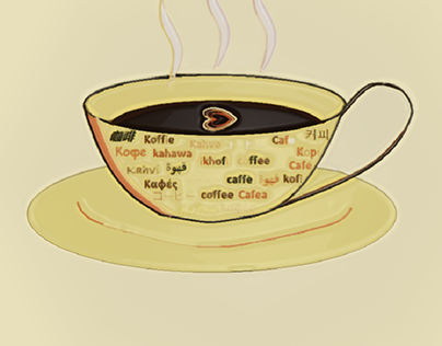 HOW DO YOU SAY COFFEE IN YOUR LANGUAGE?