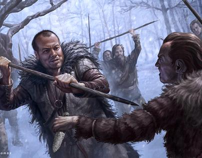 Wildling Duel