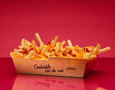 McDonald's - Le Ricche Fries