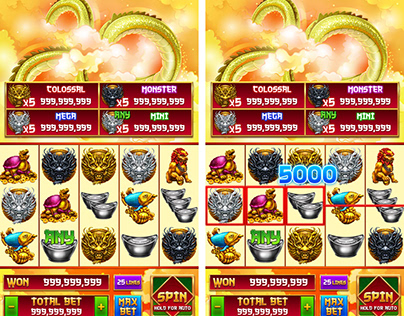 "Slot machine for SALE – ""King of Dragon"""