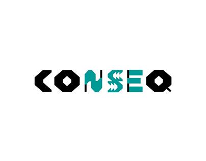 Conseq - Typeface