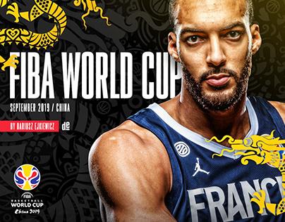 FIBA World Cup Social Media Package 2019