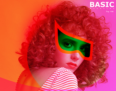 """Rave me up"" for Basic Magazine"