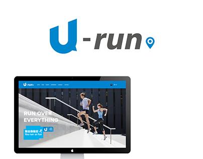 U-Run Logo