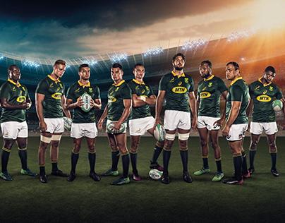 MTN Springbok sponsorship