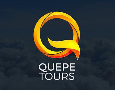 Quepe Tours   Rebrand