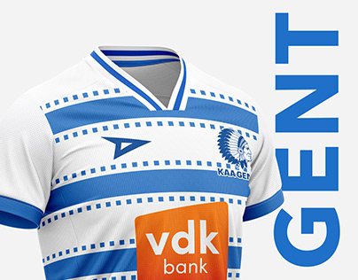 Danyi Football Kit - KAA Gent