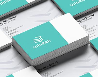 WinRAR- Rebrand