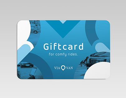 Giftcard - Via Van