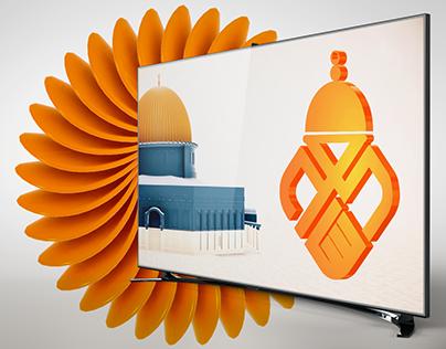 AL-QUDS TODAY TV Branding Total Package 2020