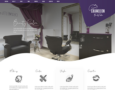Chameleon Beauty Salon