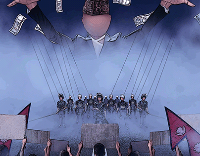 Puppet of the System