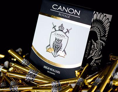 Canon Cigars Packaging & Branding
