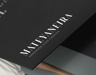 Mateyaneira Fashion - Visual Identity and Website