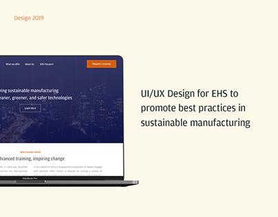 ISC-Website Redesign | UI/UX
