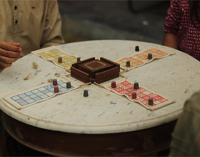 Graduation Project   Pachisi   Board Game Revival