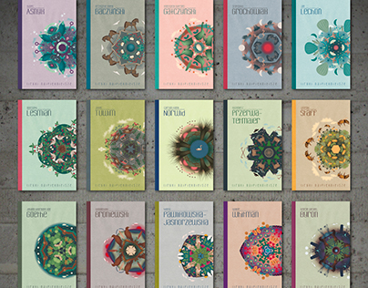 Poetry book series