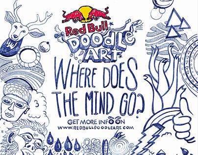 Red Bull Doodle Art Minsk