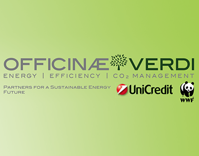 OFFICINAE VERDI-UNICREDIT | Materiale Pubblicitario
