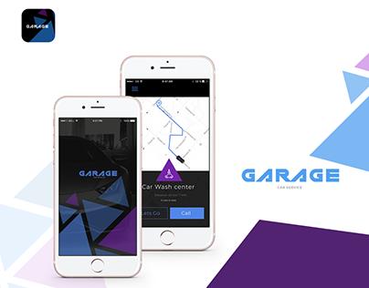 GARAGE Car Service App