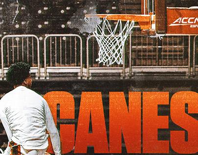 2020-21 Miami Hurricanes Men's Basketball