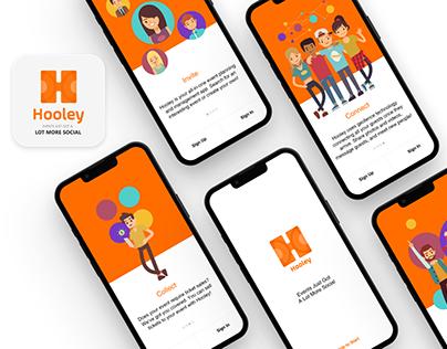 Hooley App Animations