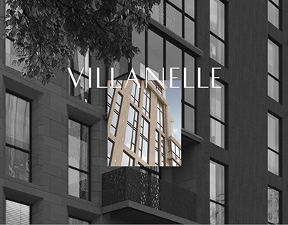 Villanelle — Premium real estate website