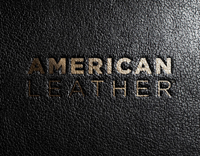 American Leather Rebrand