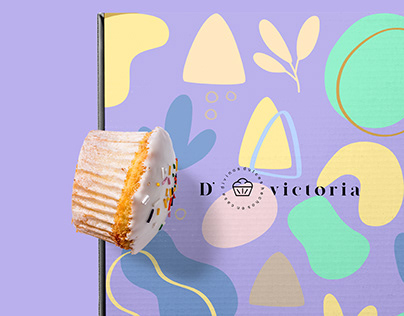 D'Victoria | Brand & Packaging