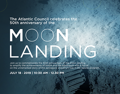 Apollo 50 Moon Landing Campaign
