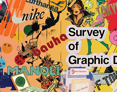 Graphic Design History Book Design