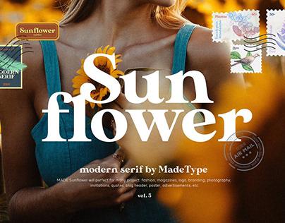 MADE Sunflower   30% Off