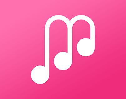 """""""Melody"""" Logo Design"""