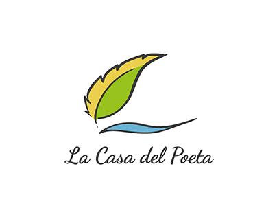 La Casa Del Poeta - Logo