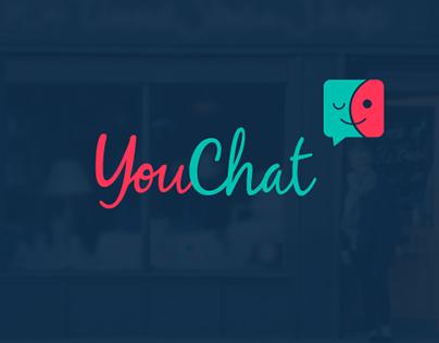 Youchat, rediseño de logotipo
