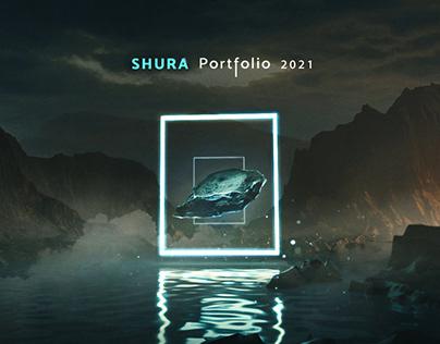 Shura Portfolio 2021 |黃煜修作品集 2021