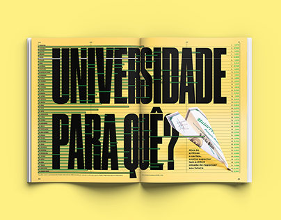 GALILEU Mag | What is University for? (Cover Story)