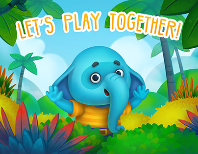 Let`s play together!