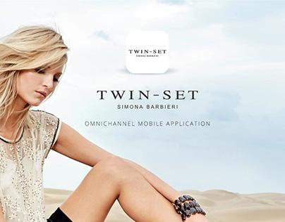 Twin-set in-store app