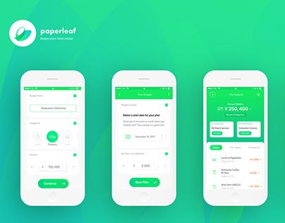 Paperleaf App