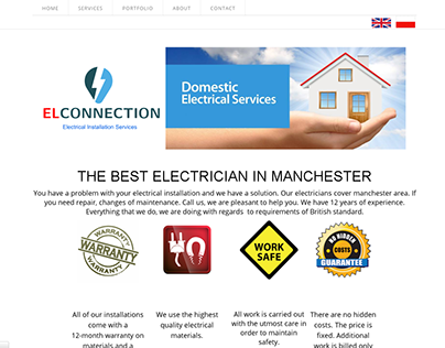 ELCONNECTION Electrical Installation Services - simple