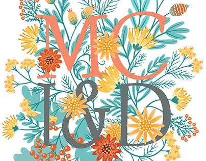Printed Portfolio Cover