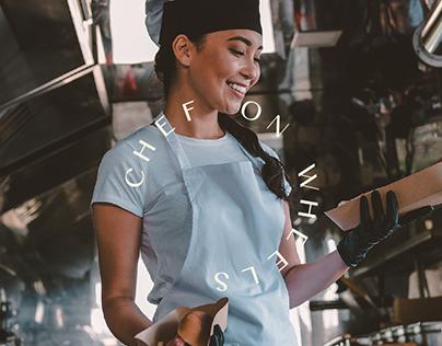 Chef On Wheels - Branding